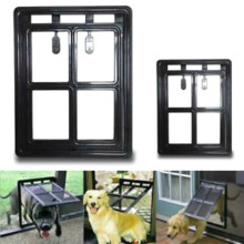 Hot sale pet door screen door