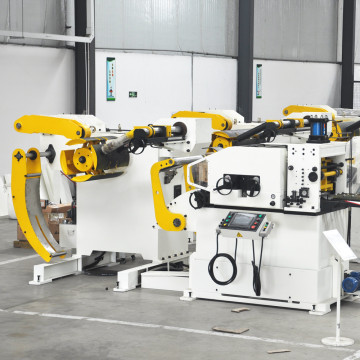 Stamping Equipment Presses Coil Feeders