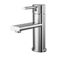 Simple style faucet for washbasin