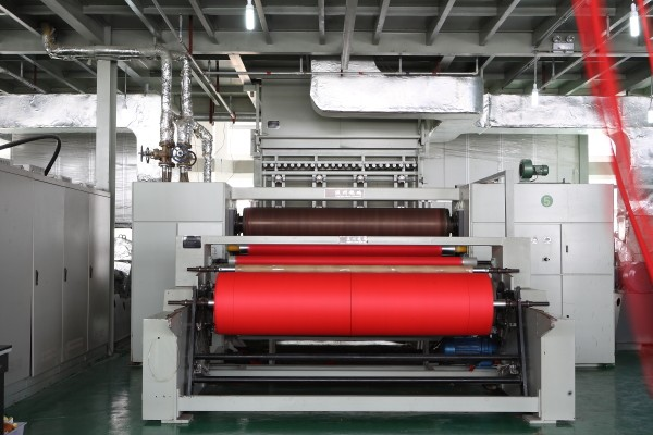 S Pp Spun Bond Nonwoven Fabric Making Machine