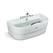 Competitive Price Rectangle Indoor Bathtub