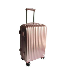 Factory Supplier for for ABS Trolley Luggage Suitcase Hardshell Lightweight Spinner Luggag supply to Pitcairn Exporter