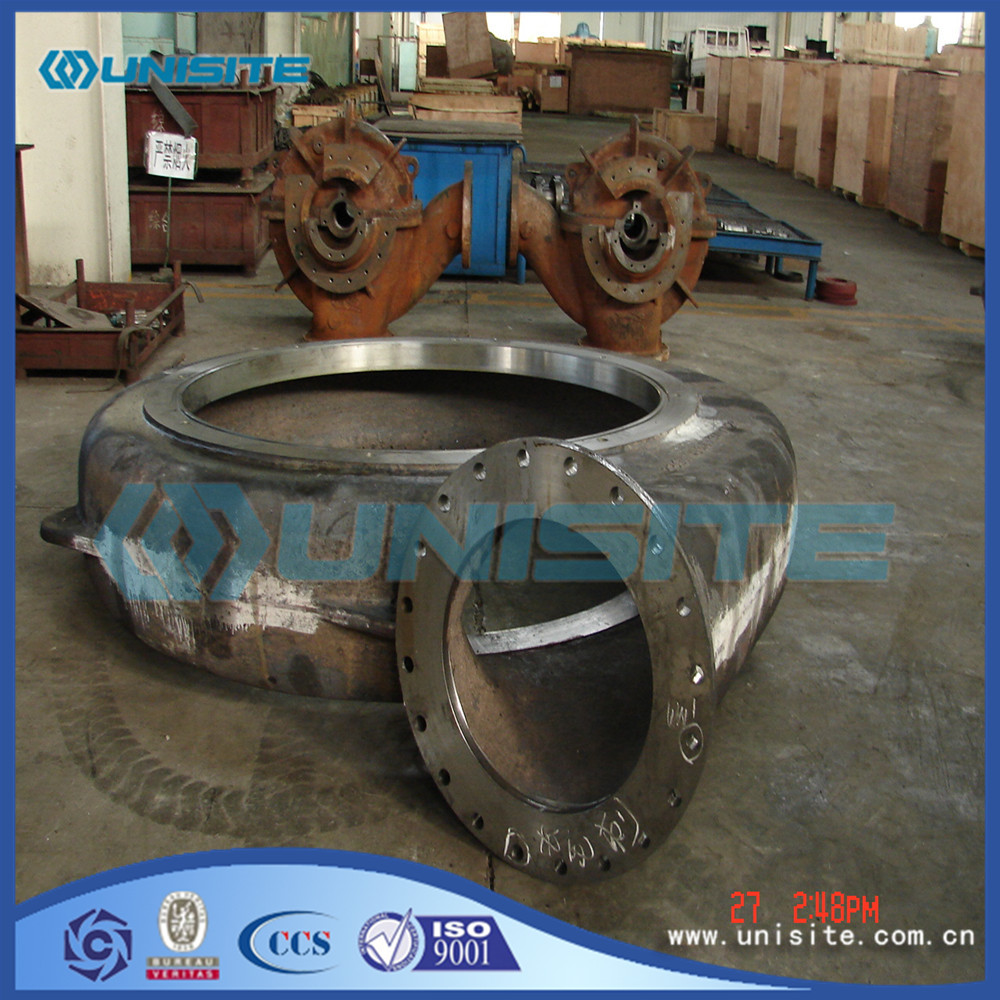 Steel Casting Pump Shell