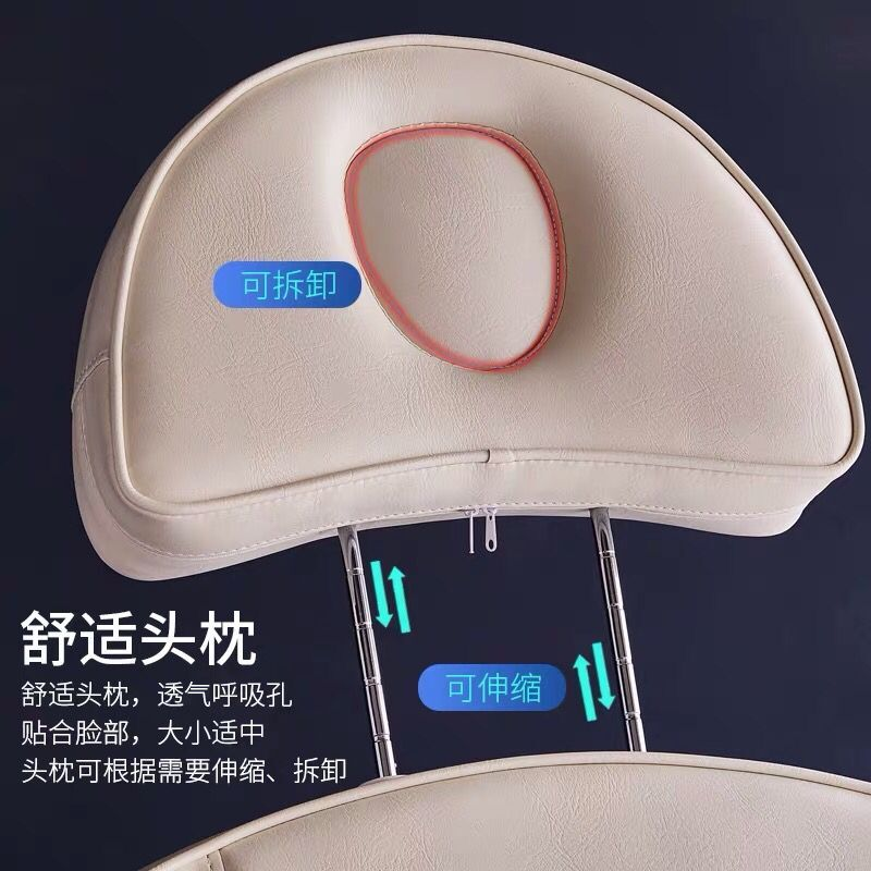 Headrest For Massage Table