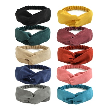 YouGa Vintage Headbands Women Elastic Headbands 10/6/4 Packs