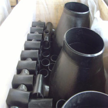EN standard carbon steel q234 seamless pipe fitting reducer