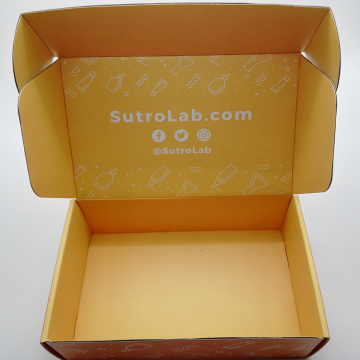 Custom Carton Paper Shoe Box For Packaging
