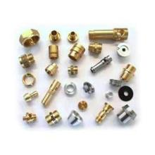 Precision metal turning brass parts