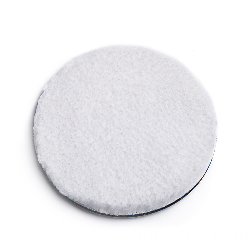 microfiber finishing pad