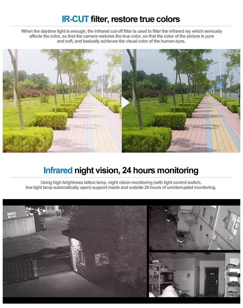 60m Infrared Outdoor