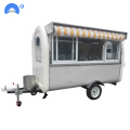 Factory Directly Selling Fast Food Trailer Cart