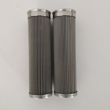 Industrial Stainless Steel Filter Element Pleated Oil Filter