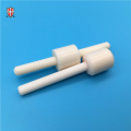 high precision ivory alumina ceramic machinery plunger