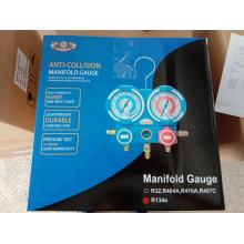 China for Manifold Gauge Set R134a manifold gauge set export to Cook Islands Suppliers