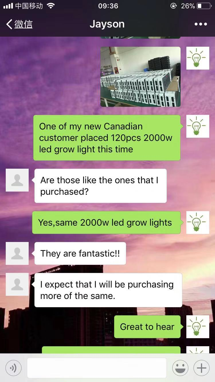 300W Grow Light
