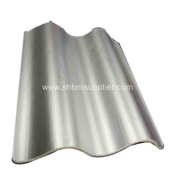 New Material Fireproof Reinforeced Roof Sheet
