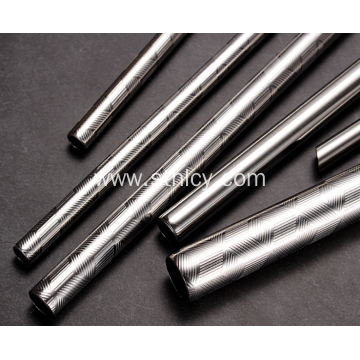 304 Exquisite Stainless Steel Delicate Straw