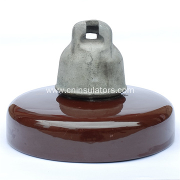 Anti electrical ceramics disc suspension insulator XHP-70C