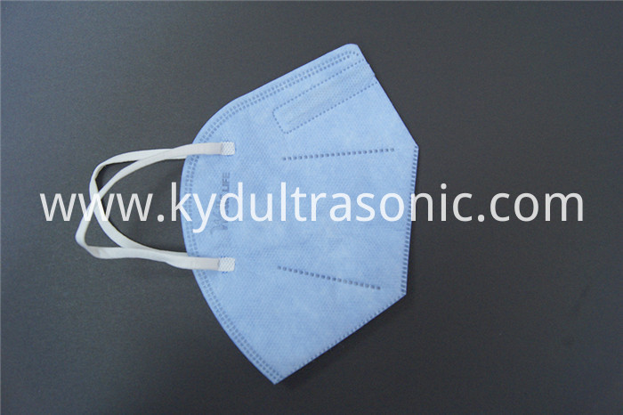 disposable folding mask making machine