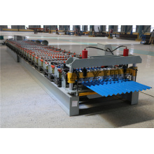 Best Quality for IBR Roof And Wall Tile Roll Forming Machine High Speed Metal Roofing Panel Rolling Forming Machine supply to Dominican Republic Factories