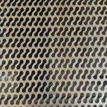 Best Quality for Leading Perforated Metal Mesh, Perforated Wire Mesh Manufacturer, Supply Perforated Metal Facade 304 Stainless Steel Perforated Wire Mesh export to Tunisia Manufacturer