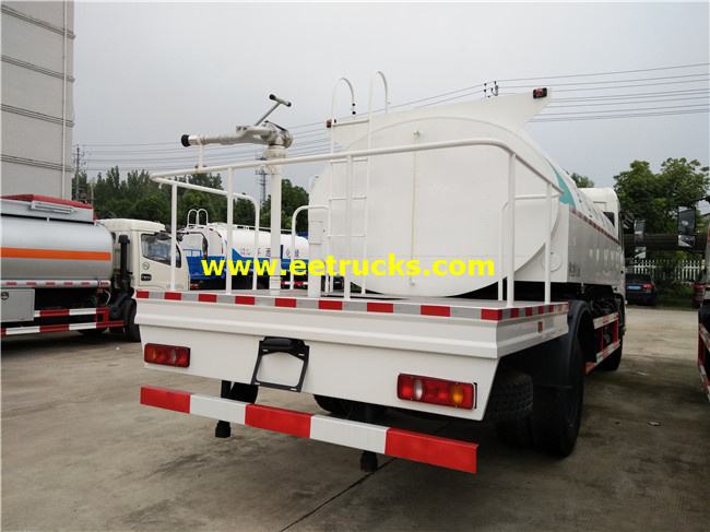 Dust Suppression Vehicle