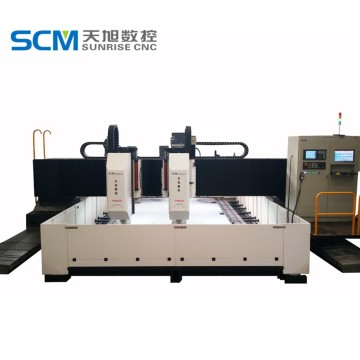 CNC High Speed Drilling Machine For Tube Sheets