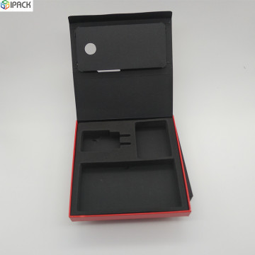 Kraft Paper Drawer Box For Packing Electronics Products