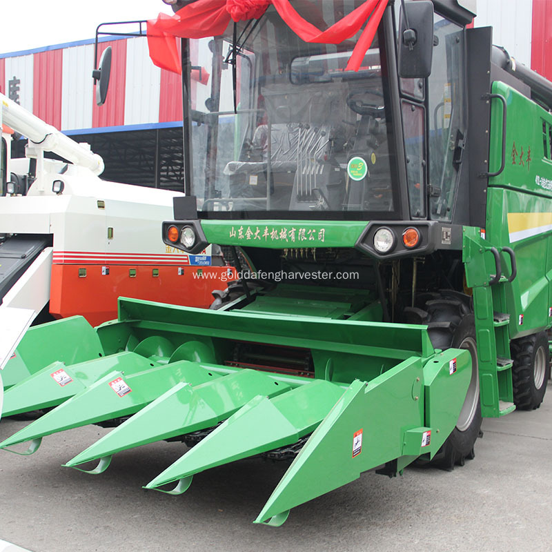 compound axial flow threshing system grain type harvesting