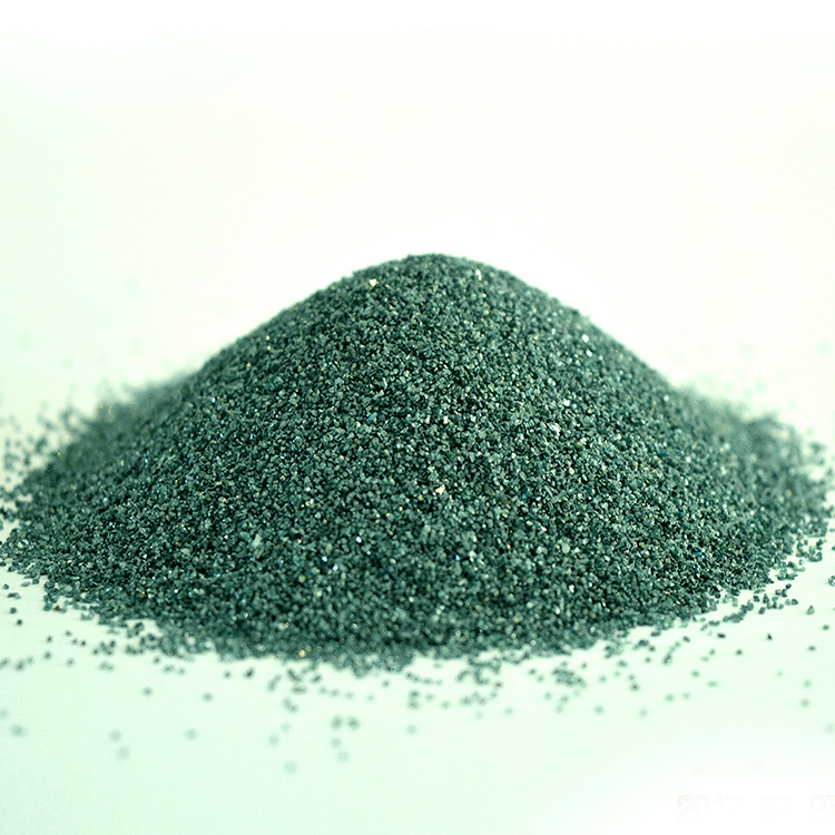 calcined Sand green SIC