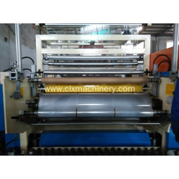 Good User Reputation for 1500MM Plastic Stretch Film Machine Unit Stretch Wrapping and Cling Film Making Unit export to Poland Wholesale