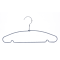 EISHO Slim PVC Coating Metal Hanger