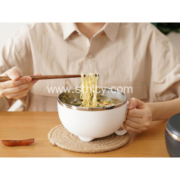 304 Stainless Steel Instant Noodle Bowl Lunch Box