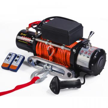 12000lbs 4x4 wire rope Car Electric Winch