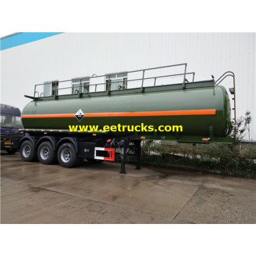 28000L Tri-axle Phosphoric Acid Tank Trailers