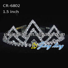 Simple Small Size Tiaras Cheap