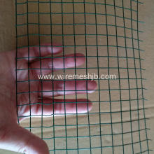 PVC coated Welded Wire Mesh with Aperture 1""