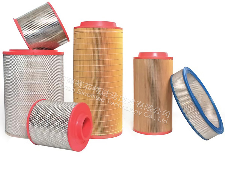 Atlas Copco Air Filter Element