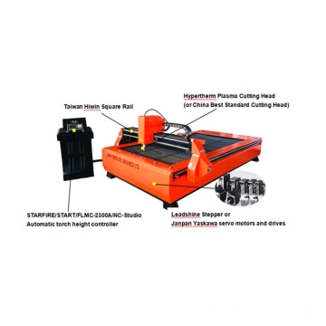 Low Cost Plasma  Metal cutting Machine