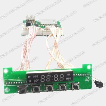 MP3 Sound Module, USB Sound Board (S-3012B)
