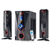 Professional China for 2.1 Multimedia Speaker System 2.1 wood speaker system with amplifier export to Spain Wholesale