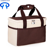 Factory Supplier for Large Cool Bag Custom-made lunchbox cooler bag export to France Factory