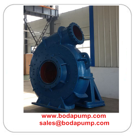 River Sand Suction Dredge Pump