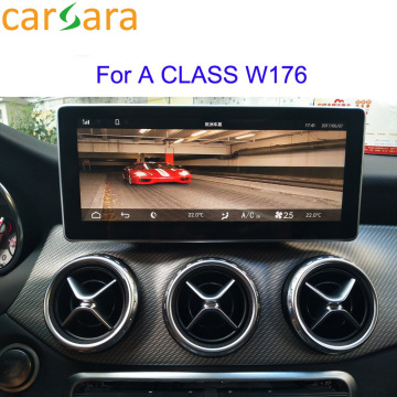 2 + 16G 10.25 Display für Mercedes-Benz A-Klasse W176