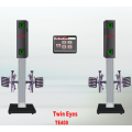 Mobile 5D Wheel Alignment for Two-post Lift
