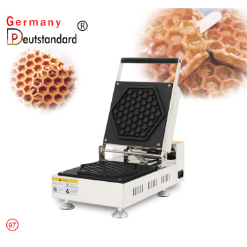 hot sale stainless steel  honeycomb waffle maker