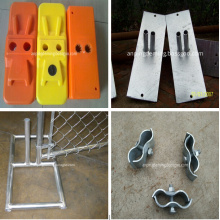 China OEM for Fence Accessories Hot Sale Temporary Fence Base export to Zimbabwe Manufacturers