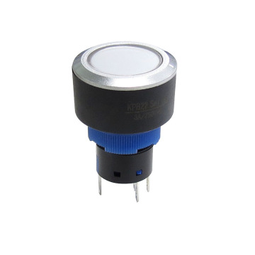 Super Lowest Price for 22Mm Metal Switches Waterproof Long Life Electrical Push Button Switches export to France Manufacturers
