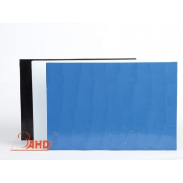Short Lead Time for Nylon Plate Extrusion 100% Virgin Blue Nylon 6 Sheet supply to Greece Exporter