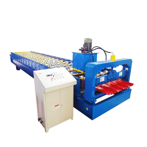 Best Selling Steel Roof Sheet Roll Forming Machine